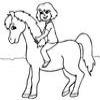 Coloring Horses -2