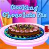 Pastel de chocolate de cocina
