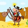 Cowboy Word Search