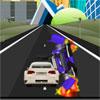 Crashing Car