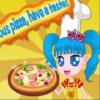 Deliciosa pizza de cocina