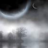 Números hallazgo de niebla densa