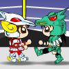 Dragón VS Pegasus
