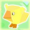 Polluelos de Pascua 3D