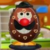 Huevo de chocolate Decoración