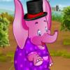 Elefante Dressup Juego