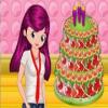 Emiley Cake Decor