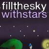 Llene el cielo con estrellas