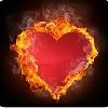Corazón de Fuego. Busca las diferencias