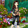 Floral Dress Up Styling