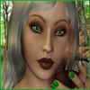 Bosque Elve Maquillaje