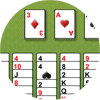 Freecell Solitaire por Fupa
