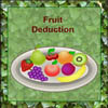 Deducción de fruta