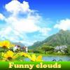 Nubes cómicas 5 diferencias