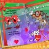 Tarjeta de San Valentín divertido