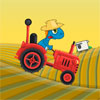 Gizmo de Rush Carrera de Tractores