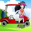Golfista Chica