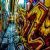 Graffiti Imágenes ocultos