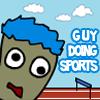 Chico haciendo Deportes