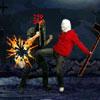 Halloween de lucha real