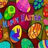 Feliz Pascua Diferencia punto