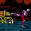 Héroe Ultraman Tiga
