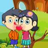 Ocultando Besos Jack y Jenny