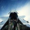 Piloto de jet deslizante