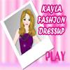 Kayla Fashion Dressup