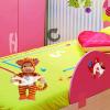 Habitación para niños alfabetos ocultos