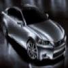 Lexus GS deslizante