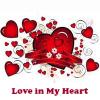 El amor en mi corazón