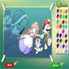 Luigi Online Coloring Game