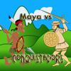 Maya vs conquistadores
