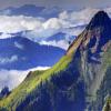Cuesta de montaña