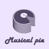 Números hallazgo pastel Musical