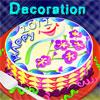 Año Nuevo con la torta
