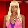 Nicki Minaj Dress Up