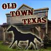 Old Town Texas (al contado el Juego diferencias)