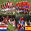 Paraguay – Spain, quarter finals, South Africa 2010 Puzzle