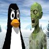 Pingüinos Versus Zombies