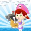 Piratas del restaurante