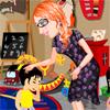 El profesor preescolar
