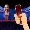 Elecciones presidenciales de Diversión