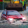 Carrera Bajo Inundaciones