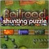 Ferrocarril Estación de clasificación Puzzle
