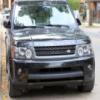 Range Rover deslizante
