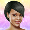 Rihanna Makeover real