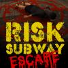 Riesgo de metro de escape