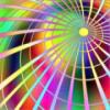 Ronda deslizante Espiral